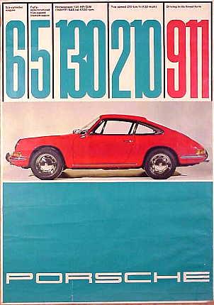 porsche racing posters 6 5 130 210 911 1965. Black Bedroom Furniture Sets. Home Design Ideas